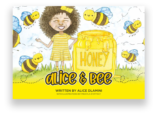 Alice and Bee Book